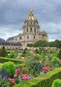 saint-louis-des-invalides. - stock photo
