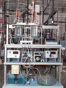 Close up of a laboratory equipment Stock Photos