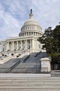Washington dc capitol hill building Stock Photos
