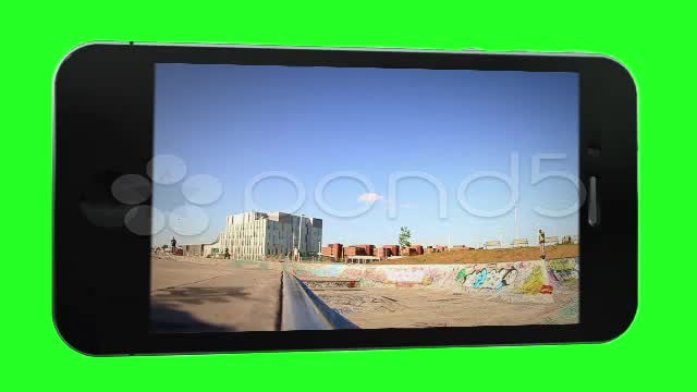 After Effects Project - Pond5 Your Video on Smartphone Screen 12453389