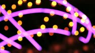 Neon Vegas 086 Stock Footage