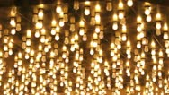 Ceiling LIghts-wide Stock Footage