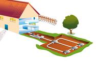 Stock Illustration of geothermal