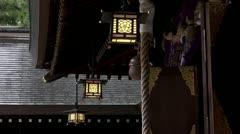 Himeji Shrine Stock Footage