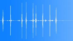 Rachet clicks closeup Sound Effect