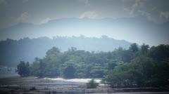 Landscape. - stock footage