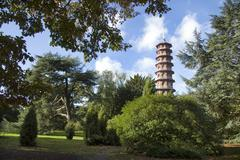 Kew Gardens - stock photo