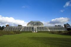 Royal Botanical gardens at Kew - stock photo