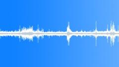 Train ride in open cabin teenagers talking Sound Effect