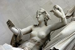 Statuary goddess Stock Photos