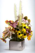 autumn bouquet - stock photo