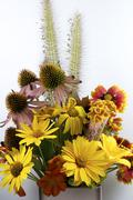 Autumn bouquet Stock Photos