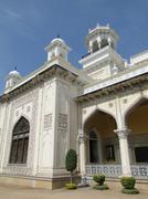 Chowmahallah palace,  royal judgment hall, Stock Photos