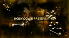 Stock After Effects of Noisy Color Presentation.zip