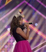 loya sing in bigest moll in europe vegas - stock photo