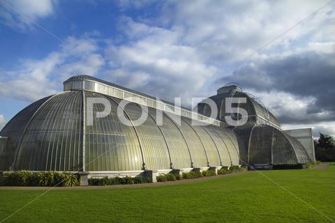 Stock photo of Kew Gardens