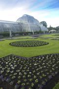 Kew Palm House - stock photo