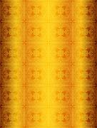 Golden abstract texture Stock Illustration