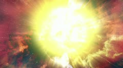Supernova Stock Footage