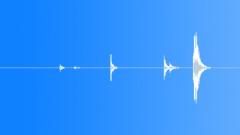 Wood slam Sound Effect