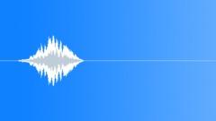 Movement Buzz Sound Effect