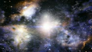 Stock Video Footage of Space star supernova nebula