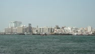 Stock Video Footage of dubai creek