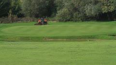 Golf 10 Stock Footage