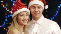 New year Stock Footage