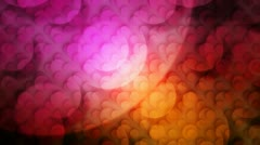 Dot pink Stock Footage