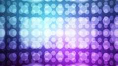 Lights array Stock Footage