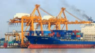 Cargo freight Stock Footage