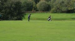 Golf 11 Stock Footage