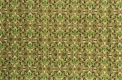 background of thai style weave. - stock photo
