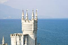 Stock Photo of castle
