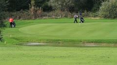 Golf 14 Stock Footage