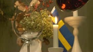 Dinner Stock Footage