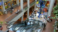 Stock Video Footage of Miniature Mall