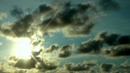 Clouds, Cloudy Sky Stock Footage