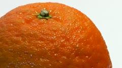 Tangerine - stock footage