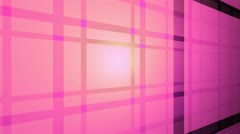 Perspective pink Stock Footage