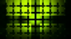 Square array Stock Footage