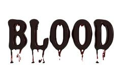 blood - stock illustration