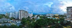 San Juan puerto rico - stock photo