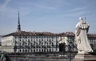Turin, italy - mole antonelliana Stock Photos