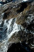 Rushing Waters in Colorado Stock Photos