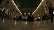 Grand Central Station, Low Angle Stock Footage