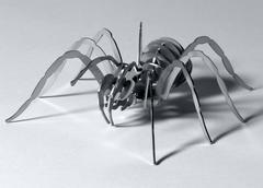 Stock Photo of metal spider