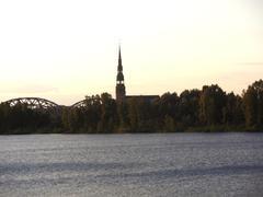 Nature Of Riga.JPG - stock photo