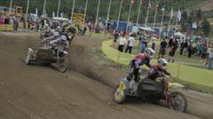Kivioli Motocross Bikes 4 - stock footage